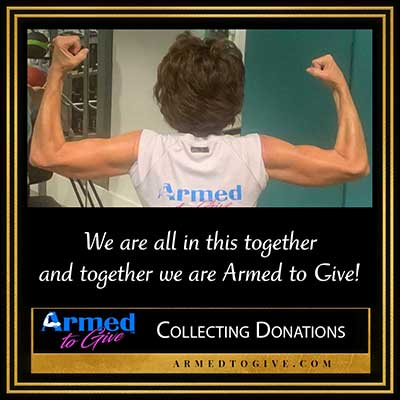 Armed To Give - Gun Show